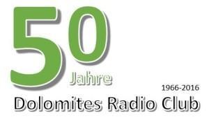 Logo mit Text unten und 50 Jahre