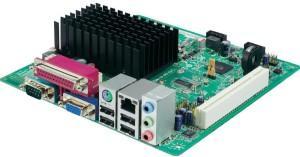 Itx D2500HN Intel